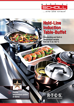 Hold-Line table buffet
