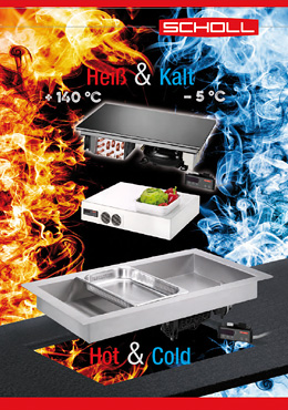 Kalt-Warm-Platten/Wannen