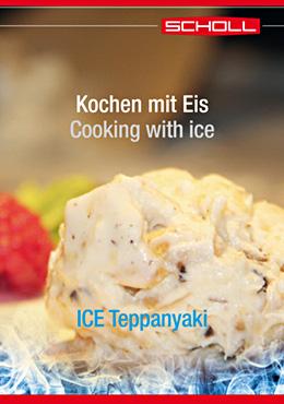 Scholl Gastro Kochen mit Eis