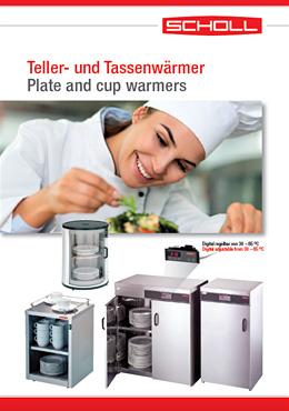 Teller- und Tassenwärmer