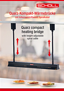 Quarz-Kompakt-Wärmebrücke