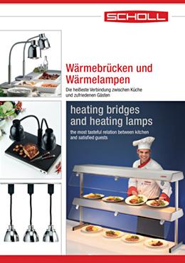Wärmebrücken und -lampen