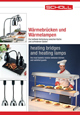 Heating bridges and lamps