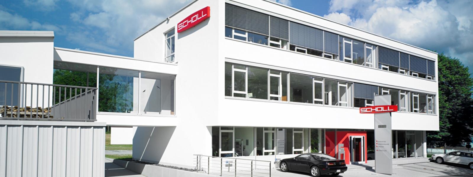 Bürogebäude Scholl Gastro