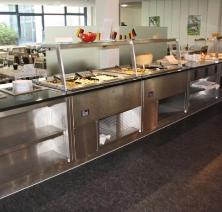 Scholl Gastro Referenz Parkklinik, Bad Bocklet